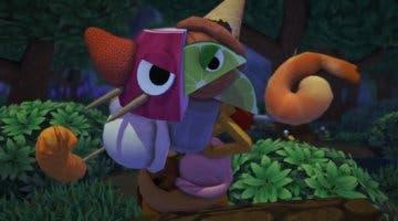 Imagen de El enigmático Bugsnax presenta su primer gameplay