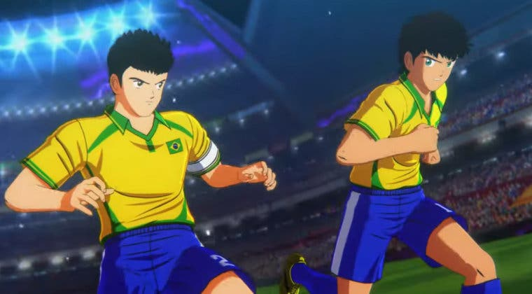 Imagen de Captain Tsubasa: Rise of New Champions lanza nuevo tráiler con la selección de Brasil