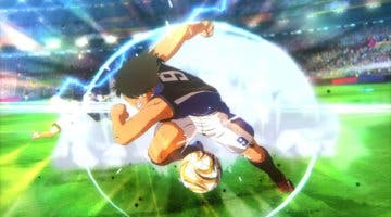 Imagen de Captain Tsubasa: Rise of New Champions - cómo chutar, pasar, activar habilidades y más