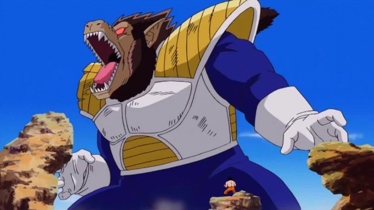 dragon ball ape
