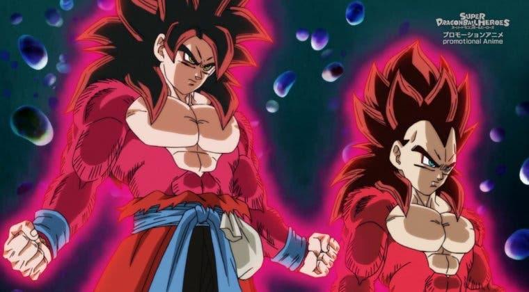 Imagen de Dragon Ball Heroes: Disponible en castellano el capítulo 26
