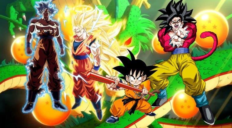 Imagen de Dragon Ball Super, Z, GT o el original; ¿cuál es la mejor saga?