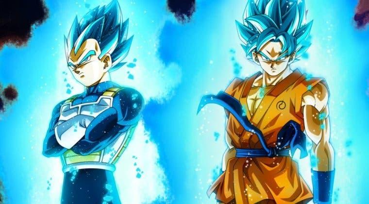 Imagen de El Super Saiyan Blue estará en Dragon Ball Z: Kakarot con su segundo DLC
