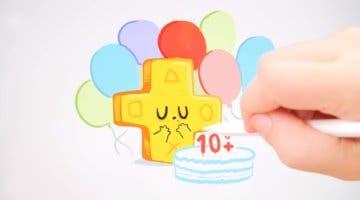 Imagen de Así es el 'Draw My Life' de PS Plus; 10 años del servicio