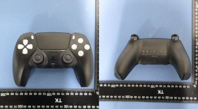 Imagen de PlayStation hace oficial el DualSense de PS5 en color negro