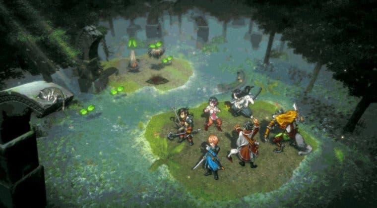 Imagen de Eiyuden Chronicle supera los 3 millones de dólares recaudados en Kickstarter