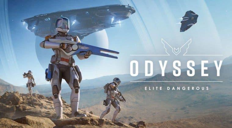 Imagen de Frontier nos desvela todos los detalles de Elite Dangerous: Odyssey, la próxima gran expansión del juego