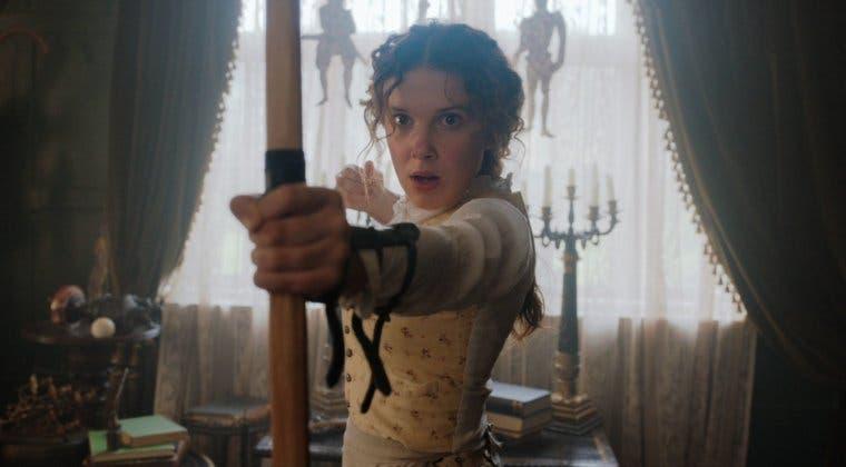 Imagen de Enola Holmes: Primer avance de la película de Henry Cavill y Millie Bobby Brown para Netflix