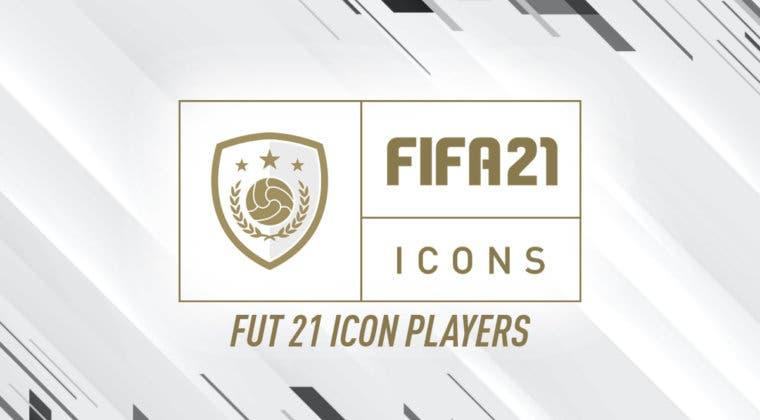 Imagen de Listado de todos los Iconos y medias de FIFA 21