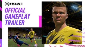 Imagen de Ya hay fecha y hora para ver el primer gameplay de FIFA 21