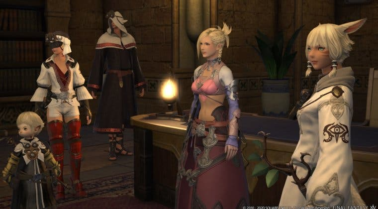 Imagen de Final Fantasy XIV recibe hoy Reflections in Crystal, su esperado parche 5.3