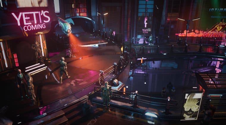 Imagen de El RPG isométrico Gamedec confirma lanzamiento en Nintendo Switch