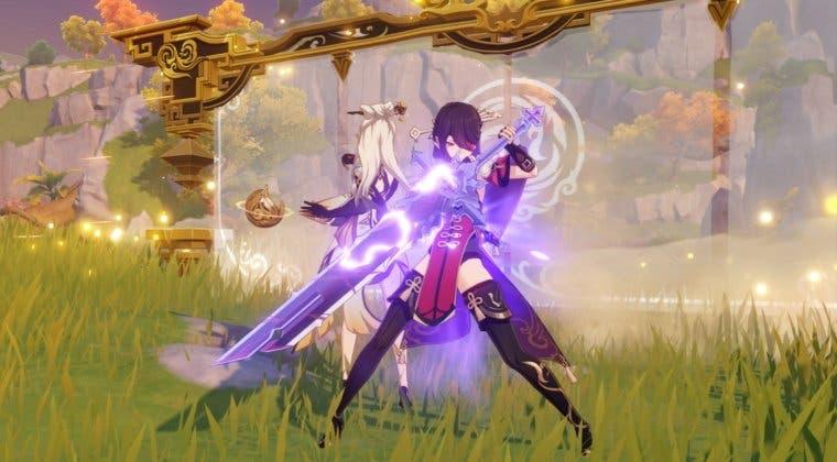 Imagen de Genshin Impact desvela ventana de lanzamiento en PS4