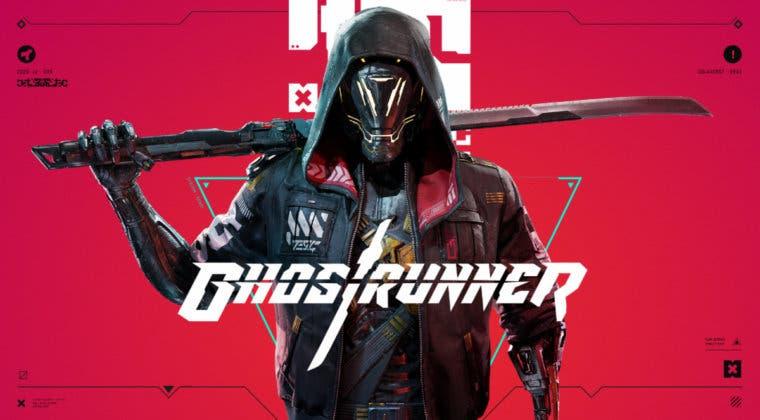 Imagen de Ghostrunner para Xbox Series X/S y PS5 ya tiene fecha; 505 Games desvela todas sus mejoras