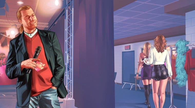 Imagen de Lazlow Jones, uno de los principales responsables de GTA, abandona Rockstar