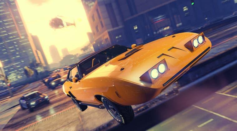 Imagen de Actualización semanal GTA Online: doble recompensas en COM, 100.000 GTA$ gratis y más