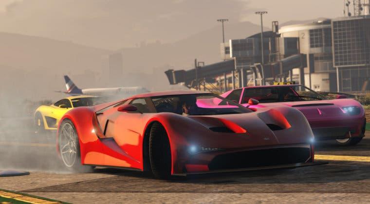 Imagen de Actualización semanal GTA Online: triple de GTA$ en carreras terrestres y nuevas recompensas