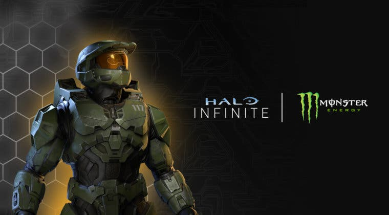 Imagen de Halo Infinite y Monster Energy inician colaboración; recompensas in-game, sorteos de Xbox Series X...