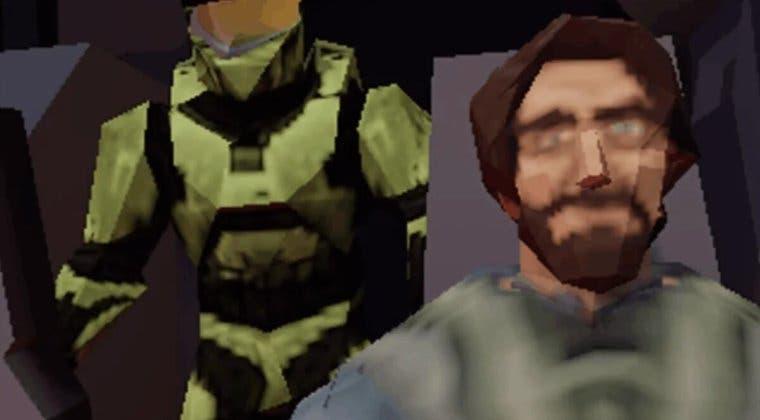 Imagen de Recrean el tráiler de Halo Infinite con gráficos de Nintendo 64