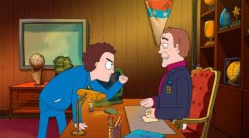 Imagen de Descubre Hoops, la nueva serie de animación de Netflix, con su tráiler más gamberro