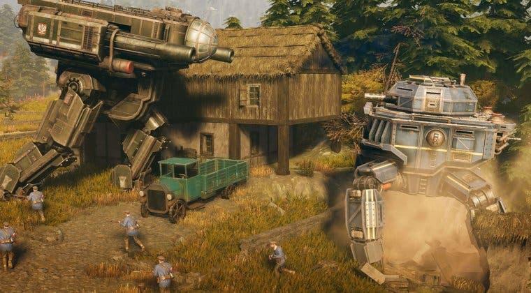 Imagen de Iron Harvest celebra gamescom 2020 con un nuevo tráiler