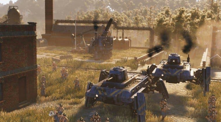 Imagen de Iron Harvest comparte un nuevo tráiler centrado en su modo campaña