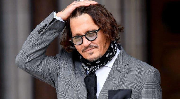 Imagen de The Batman: Así de espectacular luciría Johnny Depp como el Joker de la película