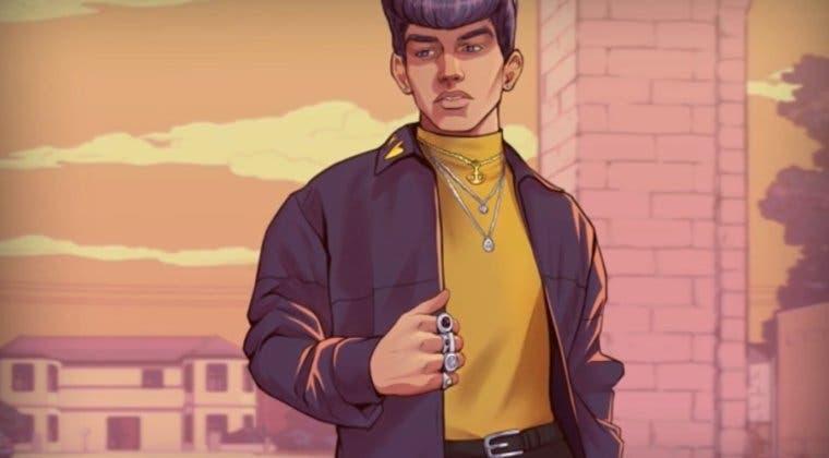 Imagen de Jojo's Bizarre Adventure llega a GTA en estos diseños de un fan