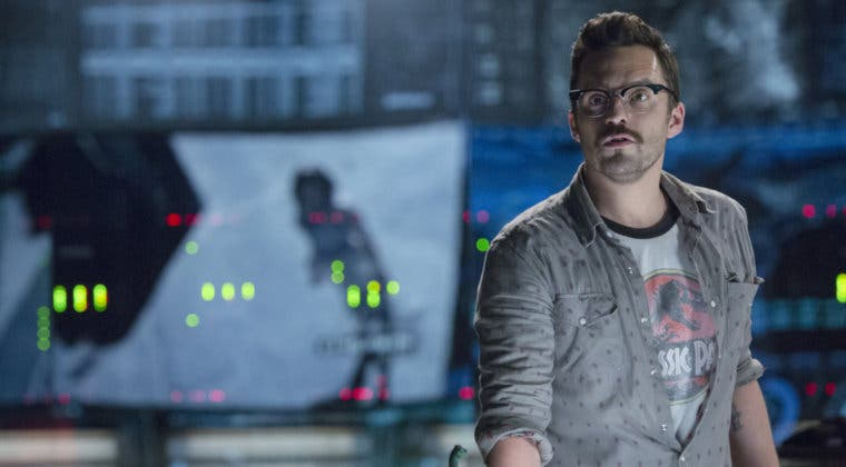 Imagen de Jurassic World Dominion: Jake Johnson espera poder volver en la secuela