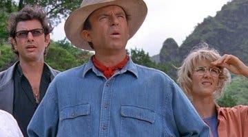 Imagen de Sam Neill ya se ha incorporado al rodaje de Jurassic World: Dominion