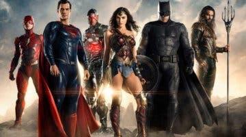 Imagen de Para Ray Porter, el clip mostrado de Liga de la Justicia (Snyder's Cut) es ya mejor que la versión de Wheddon