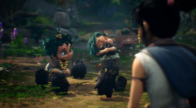 Imagen de Kena: Bridge of Spirits será gratis en PS5 si lo compramos en PS4