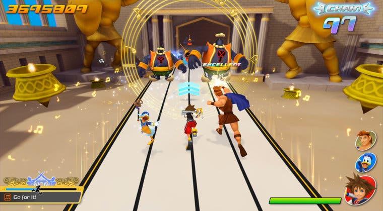 Imagen de Kingdom Hearts Melody of Memory desvela su fecha de lanzamiento