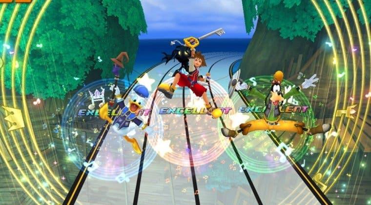 Imagen de Filtrada la posible fecha de salida de Kingdom Hearts Melody of Memory