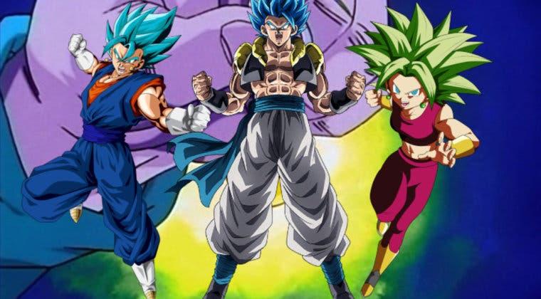 Imagen de Gogeta, Kefla, Vegetto... ¿cuál es la mejor fusión de Dragon Ball?