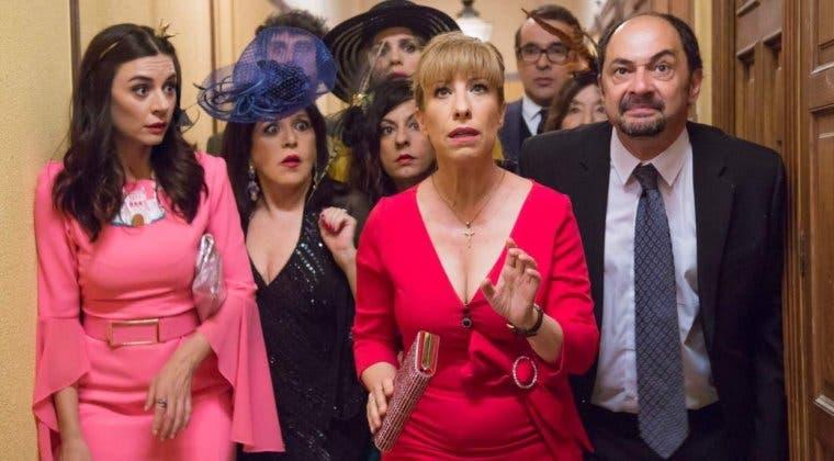 Imagen de La que se avecina no ha grabado 2 finales para su temporada 12