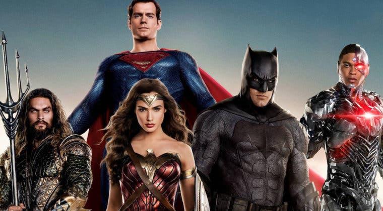 Imagen de El Snyder Cut presentaría su primer tráiler en la DC Fandome