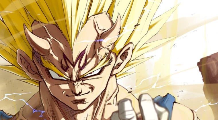 Imagen de El Majin Vegeta más diabólico: así es el arte de un fan de Dragon Ball Z
