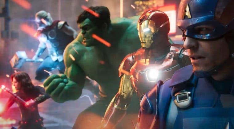 Imagen de Así es 'Time to Assemble', el asombroso spot para televisión de Marvel's Avengers