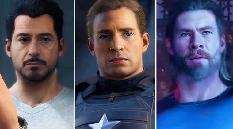 Imagen de Así lucirían los Vengadores del MCU en Marvel's Avengers