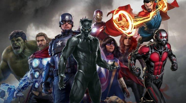 Imagen de Marvel's Avengers filtra más nuevos personajes a través de su beta