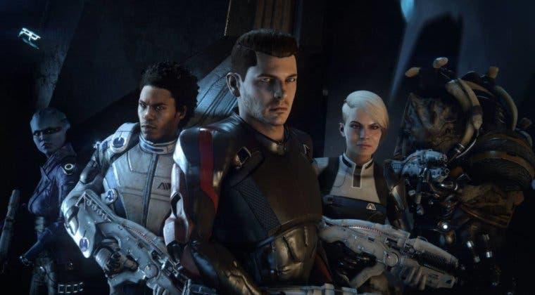 Imagen de Refuerzan el lanzamiento de Mass Effect Trilogy para este otoño