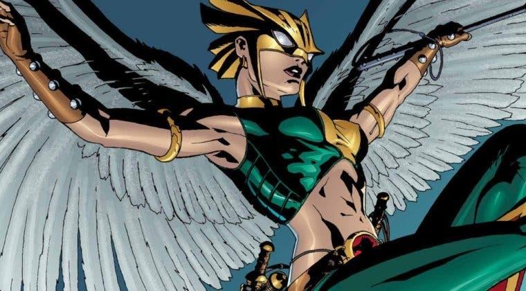 Imagen de Black Adam: Hawkgirl no estará en la película protagonizada por Dwayne Johnson