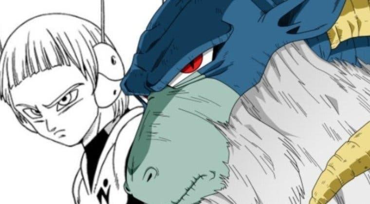 Imagen de Resumen completo del manga 63 de Dragon Ball Super: La determinación de Merus