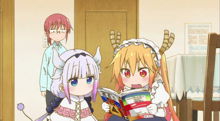 Imagen de La temporada 2 de Miss Kobayashi's Dragon Maid concreta su estreno