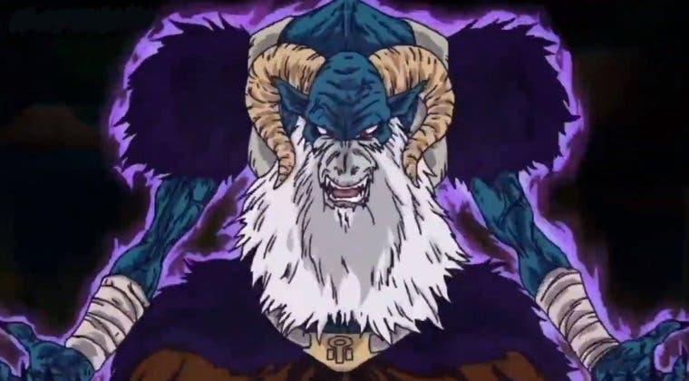 Imagen de Moro en el anime de Dragon Ball Super; así es el increíble trabajo de un fan