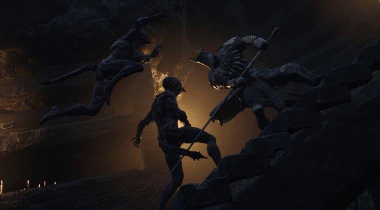 Imagen de Un jugador culmina Mortal Shell sin cáscara y sin recibir daño