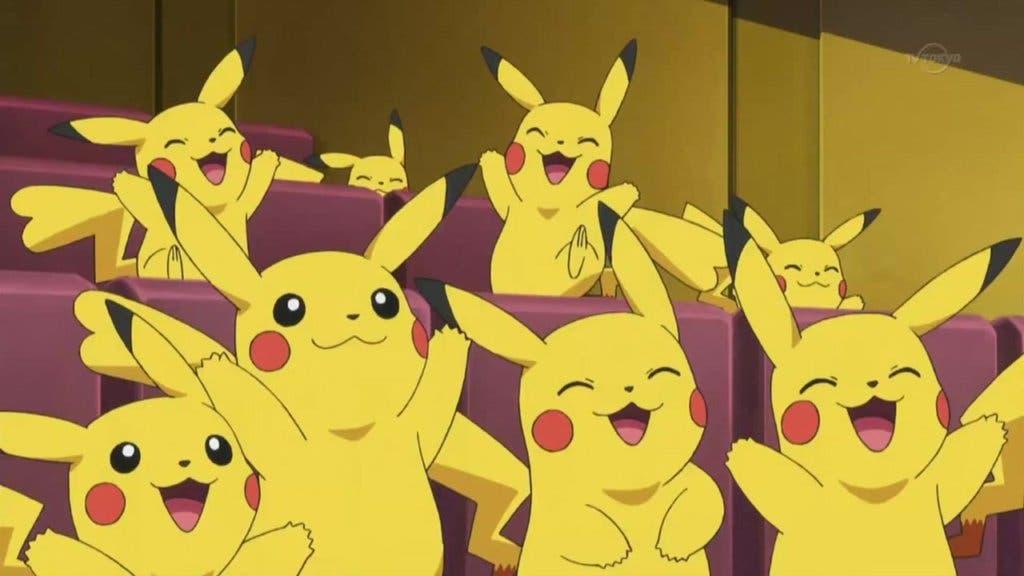 muchos Pikachu