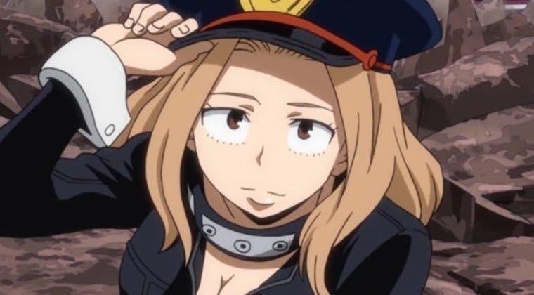 Imagen de Así es el mágico cosplay de Camie, de My Hero Academia
