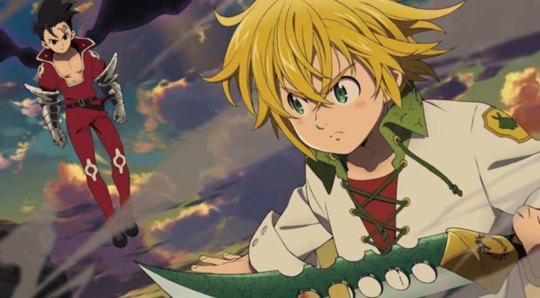 Imagen de Nanatsu no Taizai concreta el estreno de su temporada 4 tras el retraso